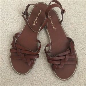 2 for $13! Flat Strappy Sandals